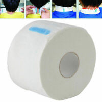 100pcs/Roll Stretchy Disposable Neck Paper Strips Barber Hairdressing Salon Sale