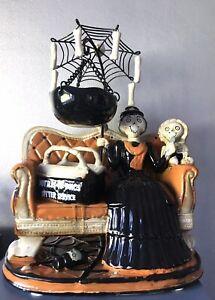 Yankee Candle USA Scary Poppins hanging melt warmer Boney Bunch Halloween New