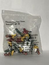 Tudor Electric Football Game Team Bag #61-D (11 Players per Bag Minnesota) NEW!