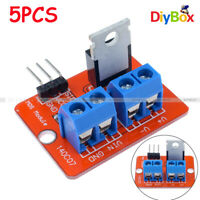 5Pcs New MOSFET Button IRF520 MOS FET Driver Module for Arduino ARM Raspberry pi