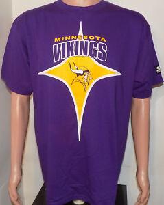 Minnesota Vikings Vintage Starter T-Shirt (Medium) Deadstock with Original Tags