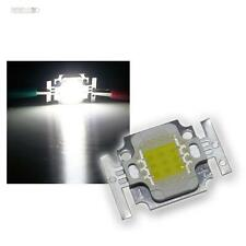 "10 Lots Haute Performance DEL Chips 10 W Froid Blanc High 10 W kaltweiß ""Square"""