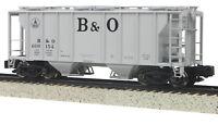 MTH S Gauge PS-2 Hopper Car B&O 35-75040