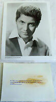 circa 1980 press photo~ PAUL ANKA Mike Douglas Show
