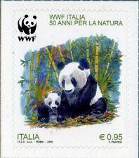 Italia 2016 francobollo WWF MNH**