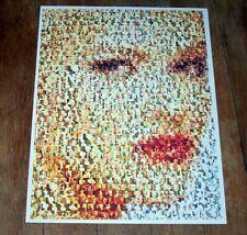 Amazing Anna Nicole Smith Marilyn Monroe Montage w/COA