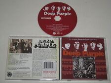 DEEP PURPLE/DEEP PURPLE REMASTERIZACIÓN (EMI 7243 5 21597 2 7) CD ÁLBUM