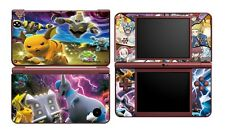 Pokemon 306 Vinyl Decal Skin Sticker for Nintendo DSi NDSi XL LL