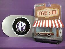 Greenlight Hobby Shop Series 8 1973 Ford Ranchero Squire W/Surf Boards