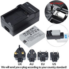 LP-E5 Battery +Charger for Canon EOS 450D 500D 1000D XS Rebel Xsi Kiss X3 X2 T1i