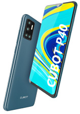 Cellulare Smartphone Cubot P40 LTE 4+128GB Dual Sim BATTERIA REMOVIBILE Green