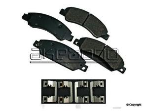 Disc Brake Pad Set-Akebono ProACT Front WD Express 520 10920 091
