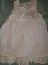 Baby girls summer dresses 12-18 months NEXT