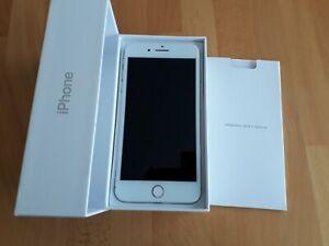 Apple iPhone 8 Plus Silber 256GB  Ohne Vertrag Hervorragend – Refurbished