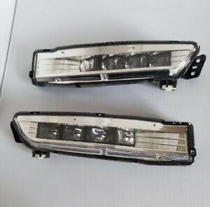 2018 2019 Honda Accord Fog Lights Lamps Led Sport Right and Left