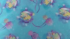 100% cotton tinklerbell fabric  fat quarters 22x18ins now reduced
