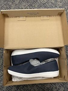 *NEW with box* Clarks Women's Ayla Blair Loafer Flat, Size: 7.5, Navy, 6B-4024