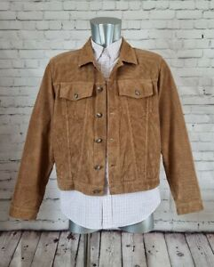 Hugo Boss Canyon Corduroy trucker Jacket - Very Good Condition. Made in Italy.