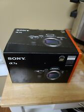 Sony a7III Full Frame Mirrorless Interchangeable Lens Camera Body *NEW* USA