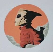 THE ROCKETEER - Giclee by FLOREY - 1/1 - DISNEY - one of a kind