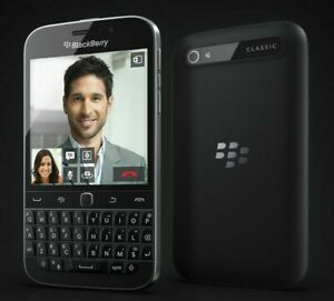 BlackBerry Classic Q20 SQC100-2 16GB Factory Unlocked 4G LTE Keyboard Smartphone