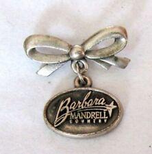 Barbara Mandrell Country Pin