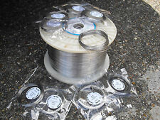 STAINLESS STEEL WIRE 1mm 5meters - annealed - 304 grade
