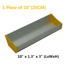 10 25cm Emulsion Scoop Coater Silk Screen Printing Aluminum Coating Tool New
