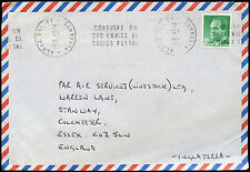 Spain 1991 Commercial Cover To England #C32104