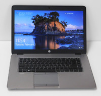 HP EliteBook 850 G2 15.6in Core i5 2.30GHz 8GB RAM 500GB HDD Windows 10 Pro