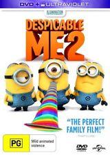 Despicable Me 2 - DVD + UV CODE-BRAND NEW STILL SEALED REGION 4