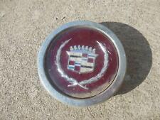 Cadillac Eldorado Seville Wire Spoke Center Cap 81 82 83 84 85 01619764 Silver