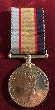 Australia Wwii Service Medal 1939-1945