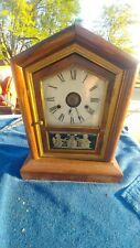 New ListingSeth Thomas Shelf Mantel Clock Nice Condition With Bell Check Photos Please