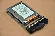 IBM 146GB 15K SAS 3.5 LFF Hot Swap Hard Drive + Caddy 39R7350/40K1044/26K5842