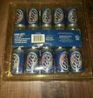 """Miller Lite String Lights 10 Beer """"Can"""" Lights on 9' Electric Cord Indoor/Out"""