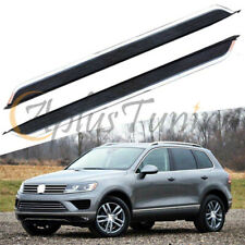Fit For 2011-2018 VW Touareg New Side Steps Running Board Nerf bar Platform