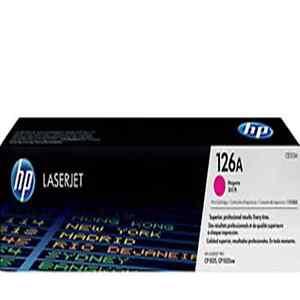 HP 126A OEM Magenta Toner Cartridge CE313A