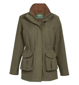 Alan Paine Ladies Berwick Jacket Waterproof Womens Hunting RRP £229.99