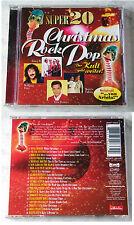 Super 20 / Christmas Rock Pop - Modern Talking, Elvis, NKOTB,... 2008 Ariola CD