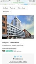 1 Night HOTEL STAY At Travelodge Glasgow (Queen St)