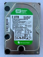 "Western Digital WD Green 2TB Internal 3.5"" SATA Hard Drive 5400RPM WD20EARS"