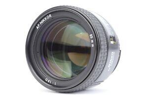 Nikon AF NIKKOR 85mm f/1.8D Auto-Focus Portrait Lens  ***HAZE***  #P7522