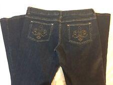 Women's Ellemenno Jeans Sz 17R x 33 Length  M1