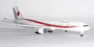 Boeing 777-300 JASDF Japan Air Force Herpa Collectors Model Scale 1:500 532778 G