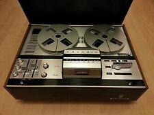 Grundig Tonbandgerät Bandmaschine TK147 TK 147 HiFi Stereo Tonband
