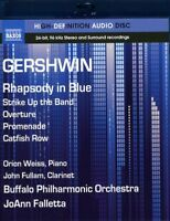 Orion Weiss - Rhapsody in Blue Strike Up the Band Overture [New Blu-ray Audio]