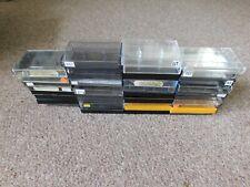 35 x Used Audio Cassette Cases
