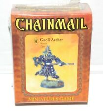 Chainmail Miniatures GNOLL ARCHER Naresh WOTC Dungeons Dragons Sealed D&D
