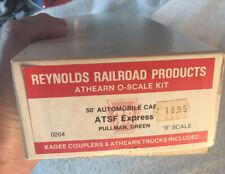 New ListingO Scale Reynolds Rr 50' Athearn Automobile Car Atsf express 0204 4172
